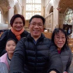 Ken Hwee Tan | Hair for Hope 2019